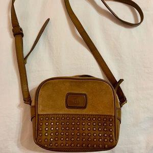UGG Metal Studded Crossbody Bag